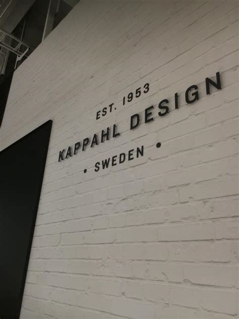 Thegoodpeople Ab » Kappahl Tanum Shopping Center Sweden