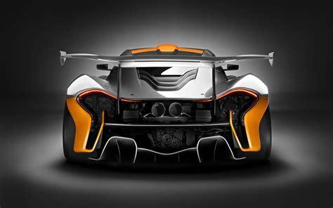 2018 Mclaren P1 Gtr Design Concept 4 Wallpaper Hd Car