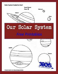 Free Solar System Printables | Coloring, Solar system and ...