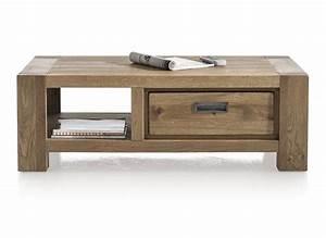 Table Basse Hauteur 60 Cm : table basse santorini 60x120cm ~ Nature-et-papiers.com Idées de Décoration