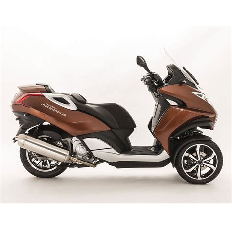 Peugeot Metropolis 400i Image by Peugeot Metropolis 400 Abs Tcs Brown Peugeot Scooters