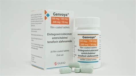 EC grants marketing authorisation to Gilead's Genvoya for ...
