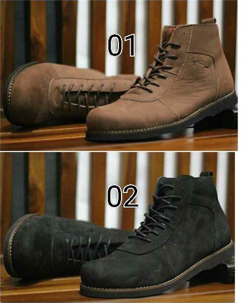 jual sepatu pria boots brodo sepatu kuliah sepatu