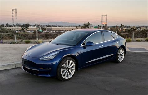 Tesla Model 3 Order Books Now Open To All In U.s