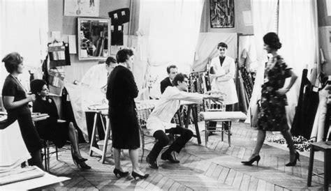 la chambre syndicale de la haute couture ysl retrospective senatus