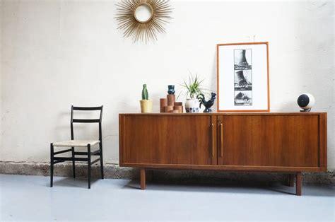 canapé et noir meuble scandinave vintage 21 idées toute pièce en photos