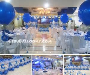 Frozen Birthday Party Balloon Decoration Ideas