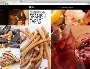 tapas menu template - 26 beautiful website templates for small businesses