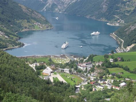 Travel For Everyone Norway Visit The Geirangerfjord