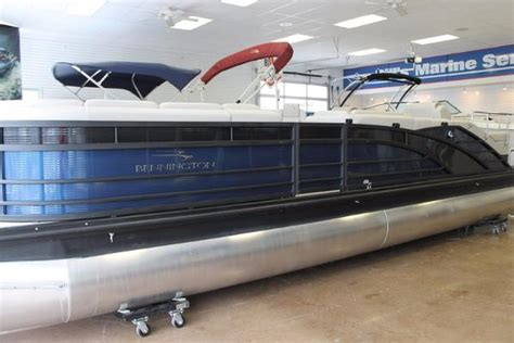 Craigslist Fort Wayne Pontoon Boats by Bennington New And Used Boats For Sale