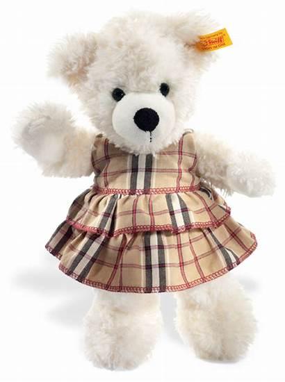 Steiff Teddy Bears Plaid Lotte Bear 28cms