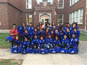 Western Middle School Step Team Louisville KY