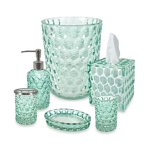 Crystal Ball Glass Bathroom Accessories In Aruba Bed