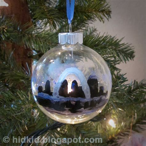 craftimism hand painted glass ornaments