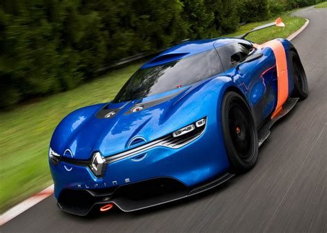Renault Alpine Super Car Redesigned With Release Delayed