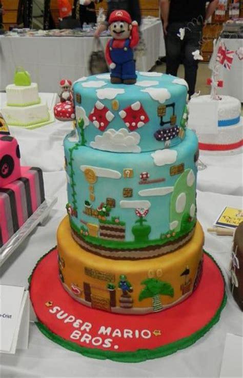 tier super mario cake  super mario  topjpg