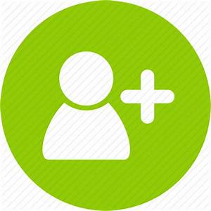 Account, add, avatar, circle, create, new, user icon ...