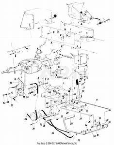 Mtd Mtd Lawnflite 146 3z995 Parts Diagram For