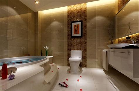 Top 10 Modern Bathroom Design Ideas 2017  Theydesignnet