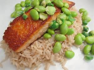Salmon Recipes with Rice