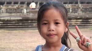 Angkor Wat Girl-Siem Reap, Cambodia - YouTube
