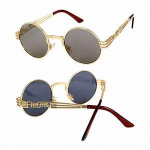 Lunette Soleil Ronde Homme : lunettes de soleil rondes pour femme vente en ligne ~ Nature-et-papiers.com Idées de Décoration