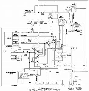 Wiring Diagram Snapper Zero Turn Wiring Harness  5402942