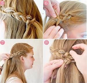 Coiffure Simple Femme : coiffure simple pour mariage coiffure simple et facile ~ Melissatoandfro.com Idées de Décoration
