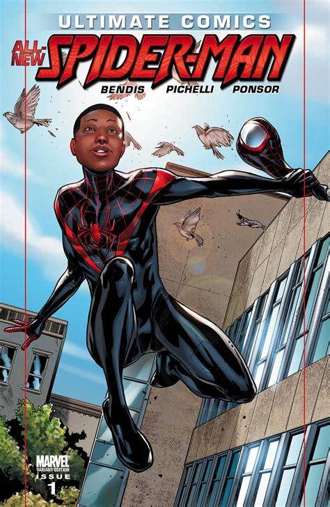 Review Ultimate Comics Spiderman #1 — Major Spoilers
