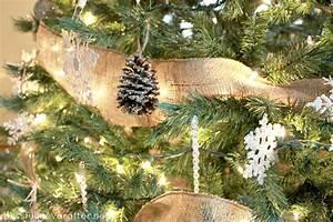 15 Homemade Christmas Tree Decorations Christmas