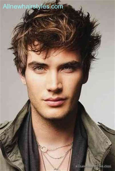 Boy Hairstyles For Wavy Hair by Curly Hair Boy Haircuts Allnewhairstyles