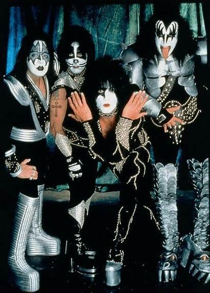 Kiss Band Rock Roll Paul Peter Bands
