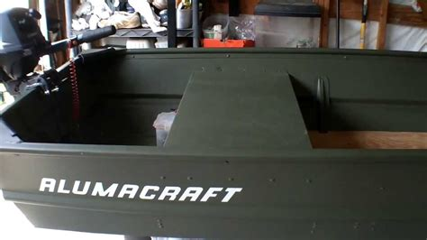 10 Foot Aluminum Boat Weight by Light Weight Jon Boat