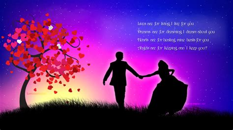 Romantic Love Wallpapers For Valentine's Day Wallpaper