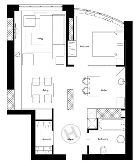 house floor plan  square meters escortsea