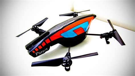 ar drone  review unboxing parrot ardrone  youtube