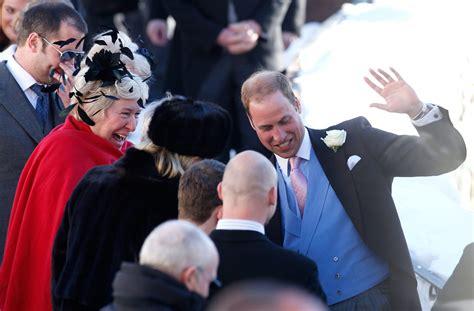 royals auf hochzeit kate und william  arosa  der