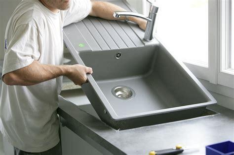 montage cuisine brico depot le prix d 39 un évier et de sa pose pour votre cuisine