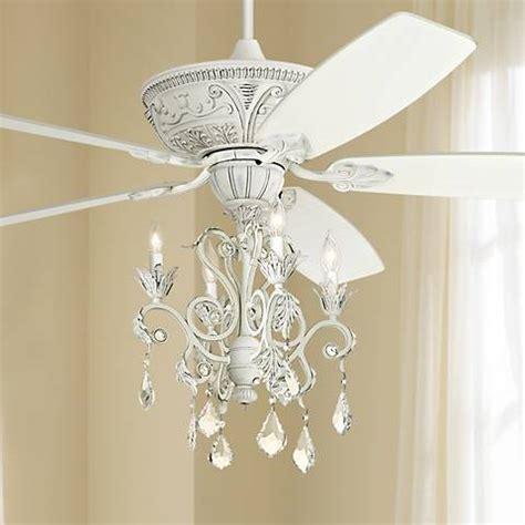 ceiling fan chandelier 60 quot casa montego rubbed white chandelier ceiling fan