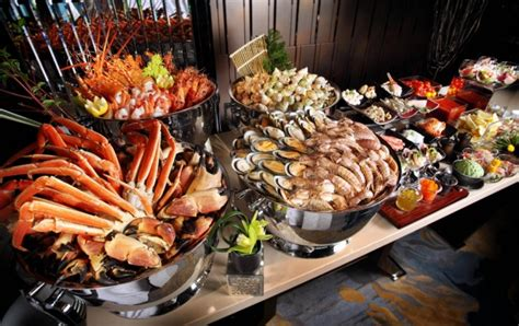 buffet cuisine science reveals about all you can eat