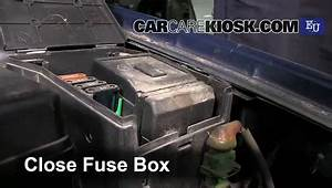 Peugeot 306 Fuse Box Relay