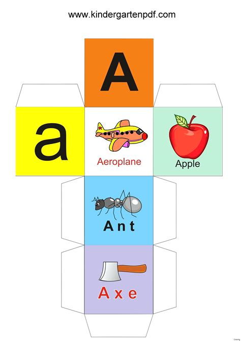 Ants In The Apple Flashcards To Print