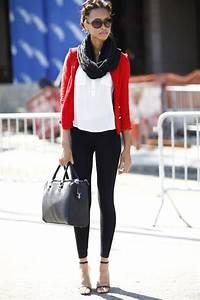New York Fashion Week Street Style u2013 Bumping Hanger