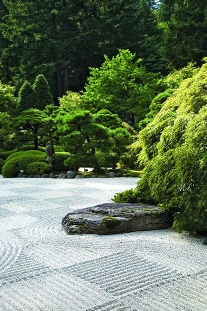 garden japanese portland landscape zen rock gardens oregon chinese gardendesign jardin japan landscaping enregistree depuis