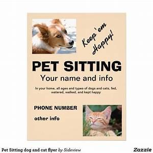 Pet sitting flyer wesharepics for Be a dog sitter