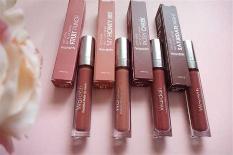 Harga Lipstik Berbagai Merk 8 pilihan lipstik wardah warna terbaik
