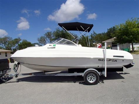 Used Sea Fox Boats For Sale Usa by Sea Fox 204cf 2005 For Sale For 8 700 Boats From Usa