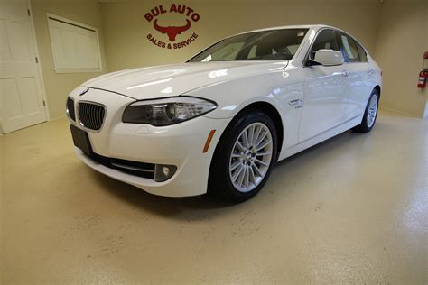 2011 Bmw 5series 535xi Stock # 18019 For Sale Near Albany