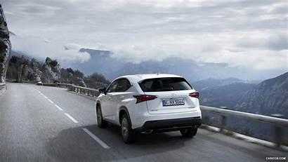Lexus Nx Spec Euro 200t Rear Eu
