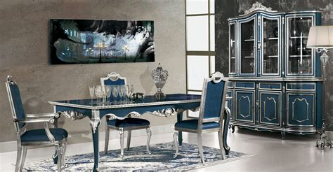 italian furniture dining room table and chairs decosee